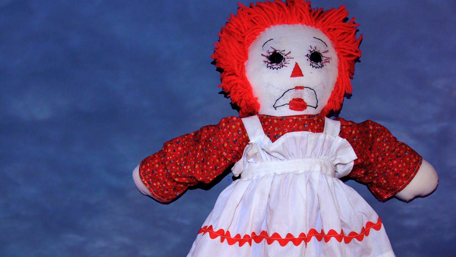 the 21st Chromosome - Raggedy Ann choking