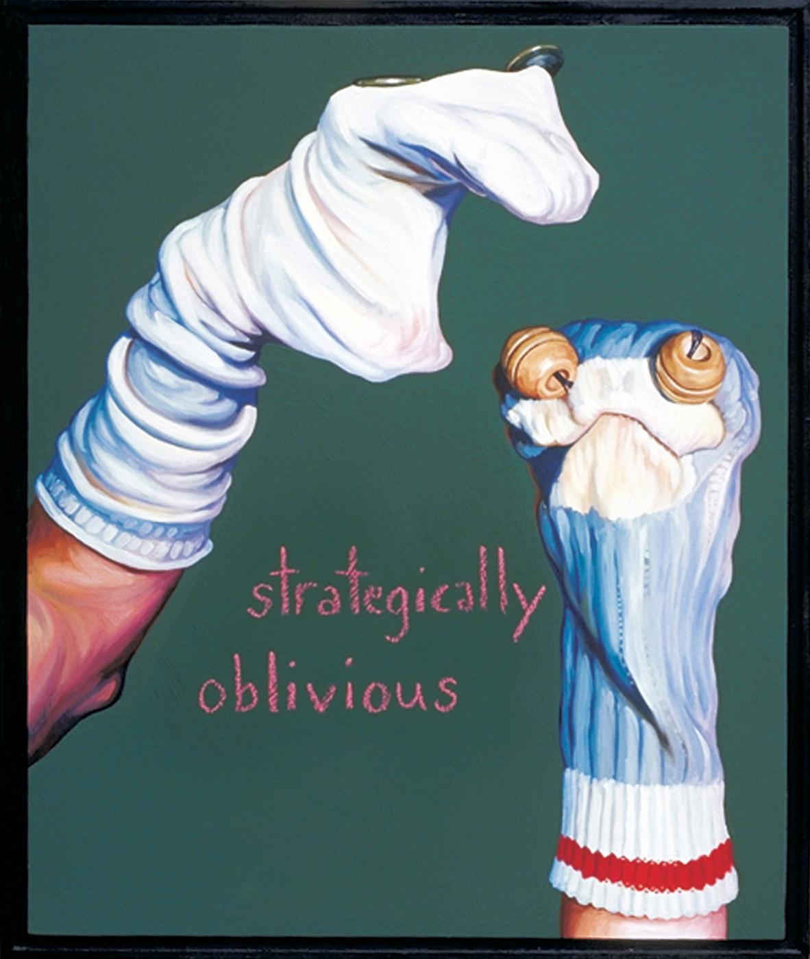 strategicallyoblivious