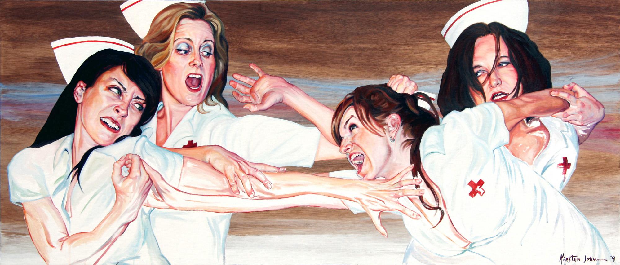 Nurse Fight 3
